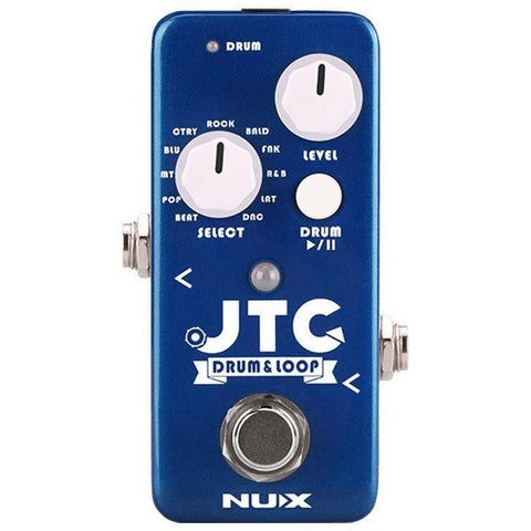 Image of NU-X Mini Core Series JTC Drum & Loop Effects Pedal - Music 440
