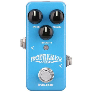 NU-X Mini Core Series Monterey Vibe Effects Pedal - Music 440