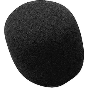 On Stage Black Foam Microphone Windscreen - Music 440