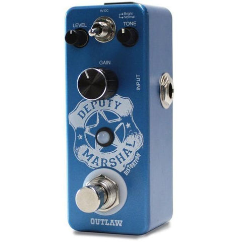 Image of Outlaw Deputy Marshal - Plexi Distortion Pedal - Music 440