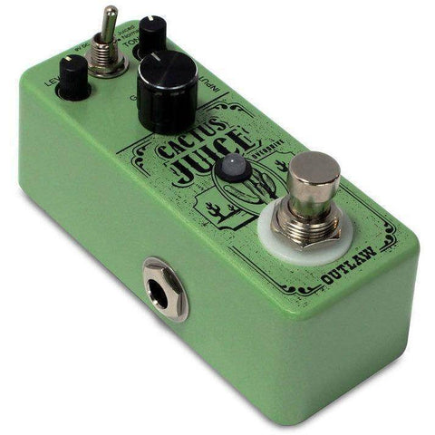 "Image of Outlaw Effects ""Cactus Juice"" 2-Mode Overdrive Pedal - Music 440"