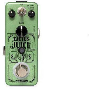 "Outlaw Effects ""Cactus Juice"" 2-Mode Overdrive Pedal - Music 440"