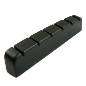 Graph Tech Black TUSQ Nut XL PT-6000-00: Slotted Jumbo - Music 440