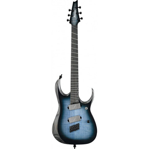 Ibanez RGD61ALMS CLL Electric Guitar - Cerulean Blue Burst - Music 440