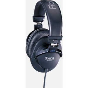 Roland RH200 Closed Back Studio Monitor Headphones - Music 440
