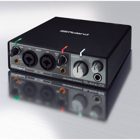 Image of Roland Rubix22 USB Audio Interface - Music 440