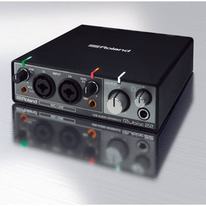 Roland Rubix22 USB Audio Interface - Music 440