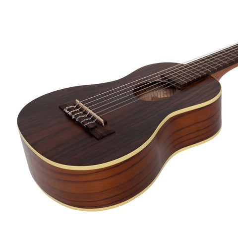 Image of Sanchez 1/4 Size Student Classical Guitar Pack - Rosewood - Music 440