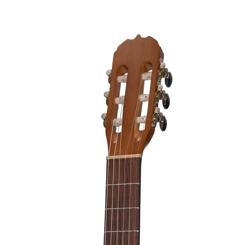 Image of Sanchez Full Size Student Classical Guitar - Acacia - Music 440