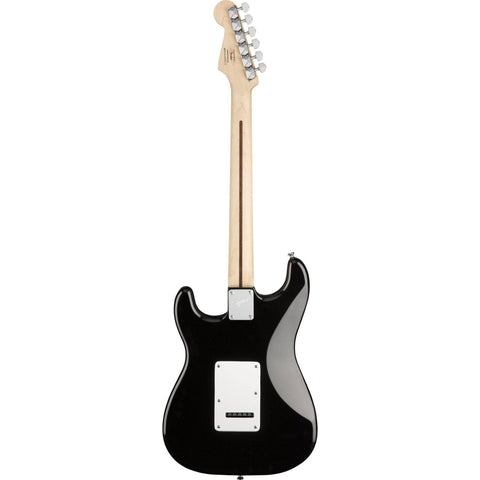 Squier Stratocaster Pack - Black - Music 440