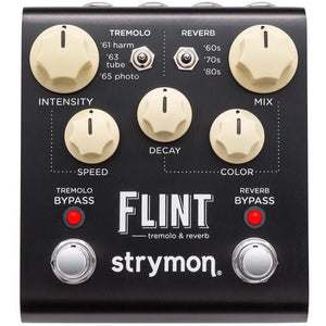 Strymon Flint Tremolo and Reverb Effect Pedal - Music 440