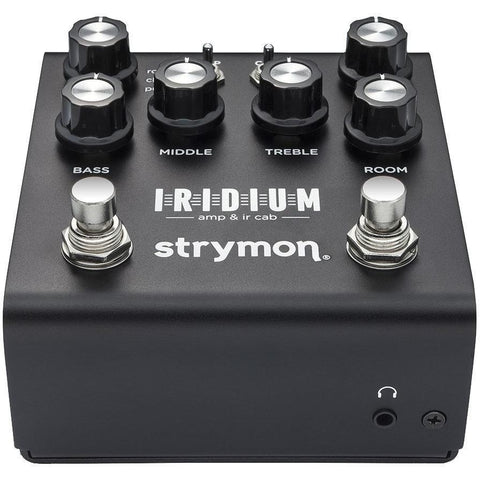 Image of Strymon Iridium Amp & Cab IR - Music 440