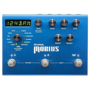 Strymon Mobius Multidimensional Modulation - Music 440