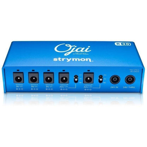 Image of Strymon Ojai R30 High Current Power Supply - Music 440