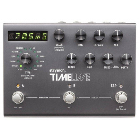 Image of Strymon Timeline Multidimensional Delay - Music 440