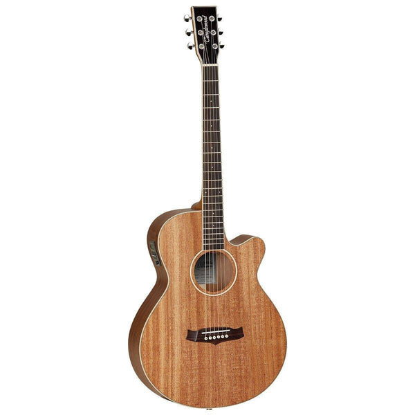 Tanglewood TWUSFCE Union Solid Top SuperFolk C-E