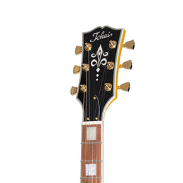 Load image into Gallery viewer, Tokai ALC-62-YW 'Traditional Series' LP-Custom Style Electric Guitar (Yellow) - Music 440