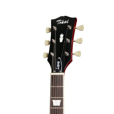 Image of Tokai 'Legacy Series' SG-Style Electric Guitar - Cherry - Music 440