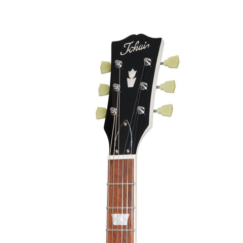 Image of Tokai 'Traditional Series' SG-Style Electric Guitar w/Gig Bag - Snow White - Music 440