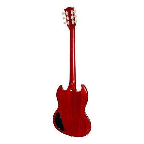 Image of Tokai Vintage Series SG124 SG-Style Electric Guitar (Cherry) MIJ - Music 440
