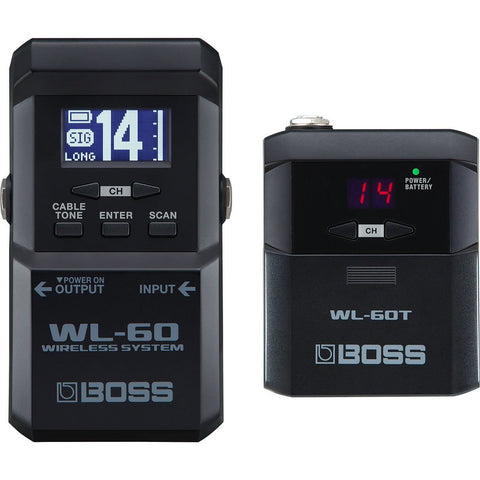 Image of BOSS WL60 Wireless System - Music 440