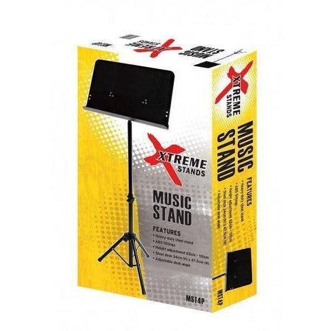 Image of Xtreme MST4P Heavy Duty Orchestral Music Stand - Music 440