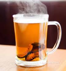 Bael Fruits Brewing Tea