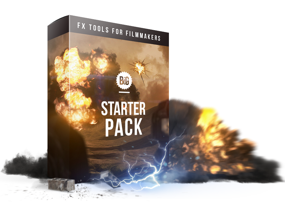 blockbuster fx pack