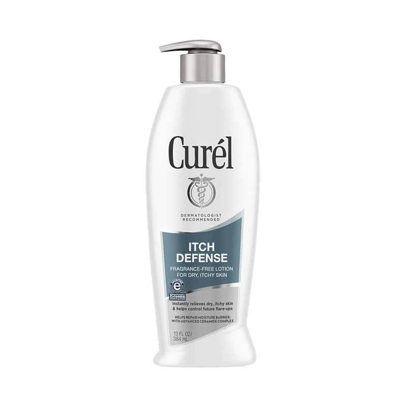 Curél Itch Defense Calming Body Lotion for Dry, Itchy Skin 384ml