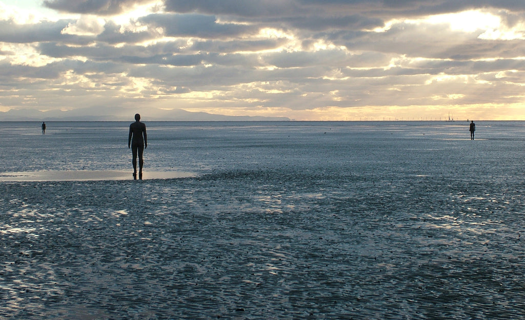 Crosby Beach: Another Place, Anthony Gormley