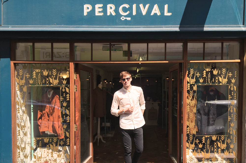 Chris Gove, Percival Clothing