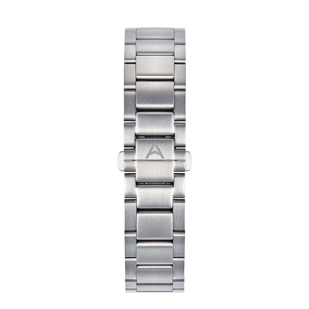 Steel Bracelet (Fits GMT, Three Hand and Quartz)