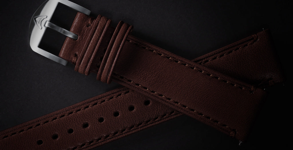 Brown Horween Strap