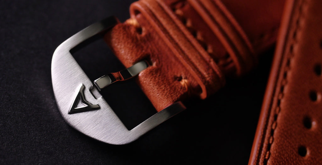 Tan Horween Strap