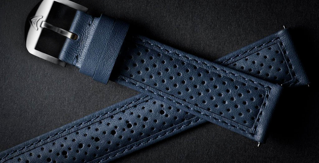 Jeans Perforated Strap