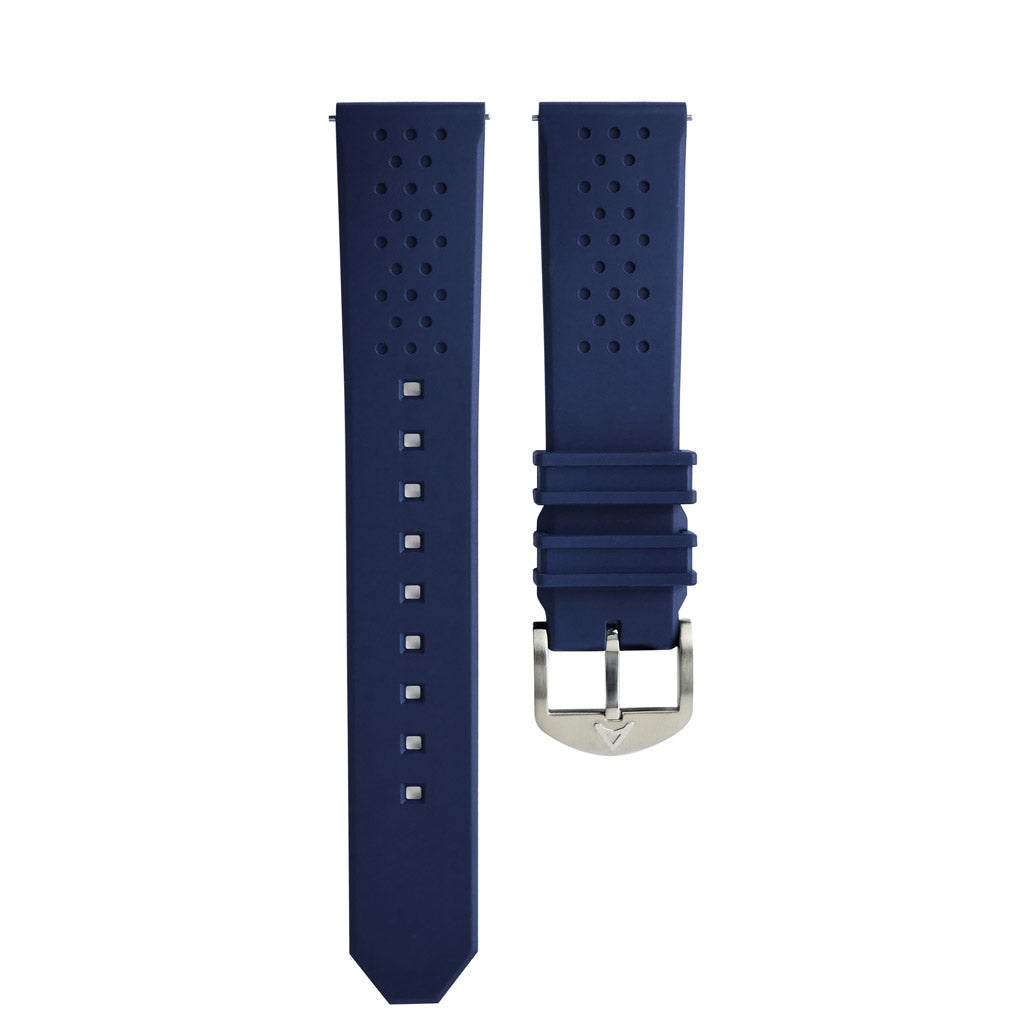 Navy Rubber Strap