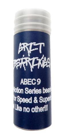Grit Scooters Tube of 8 Bearings ABEC 9