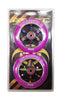Grit 110mm 8 Spoke ACW Wheels - Twin Pack