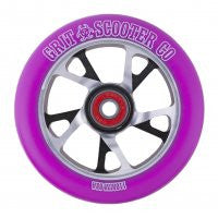 Grit Bio Core Spoked Wheel - 110mm