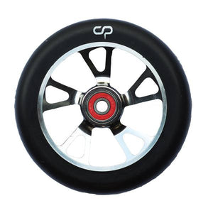 Crisp 125mm Alloy Core Drilled Wheel