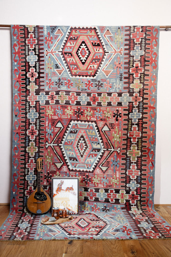 Previous Vintage Kilim Collection