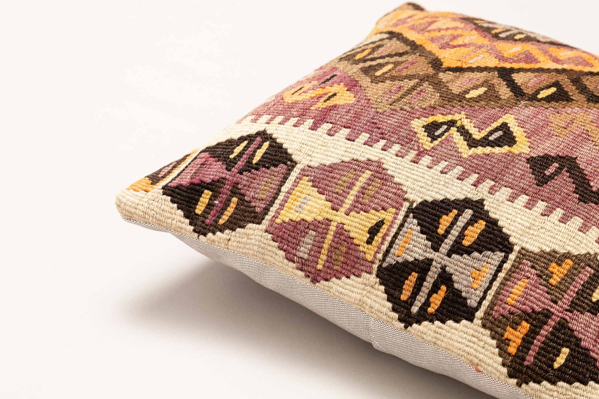 "Kilim Cushion ""Esmeray"" (40x40cm)"