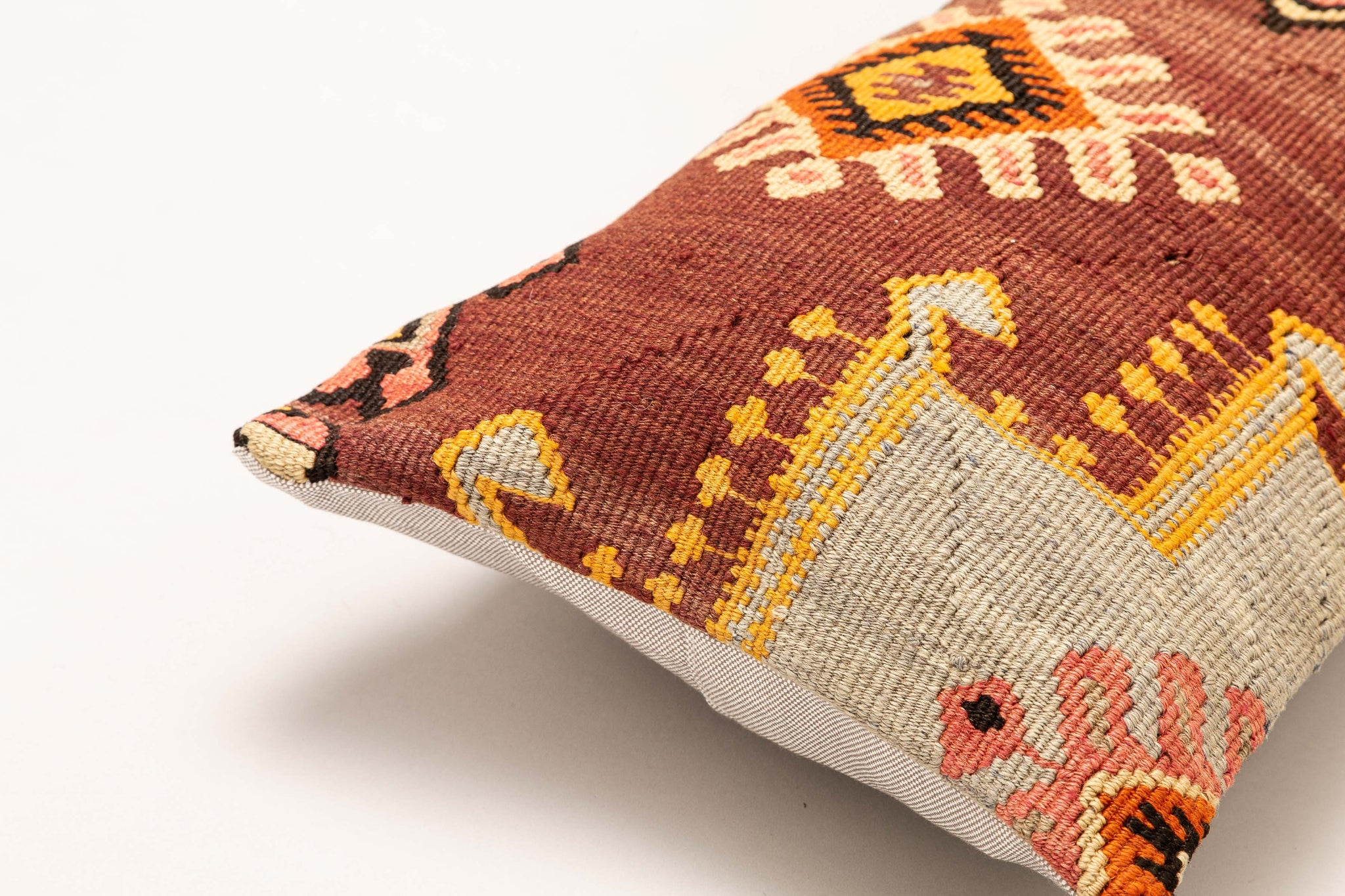 "Kilim Cushion ""Arife"" (50x30cm)"