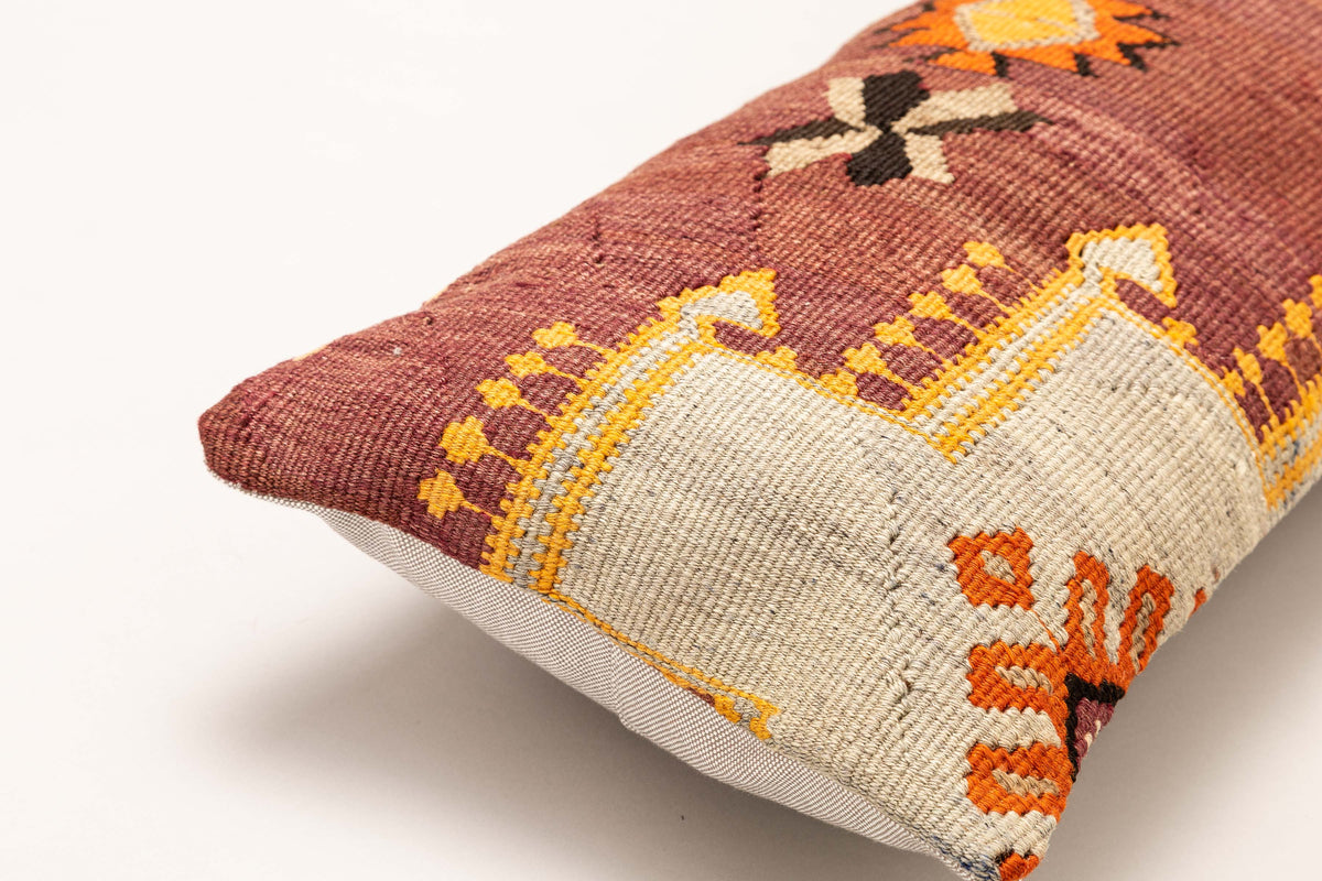 "Kilim Cushion ""Altinay"" (50x30cm)"