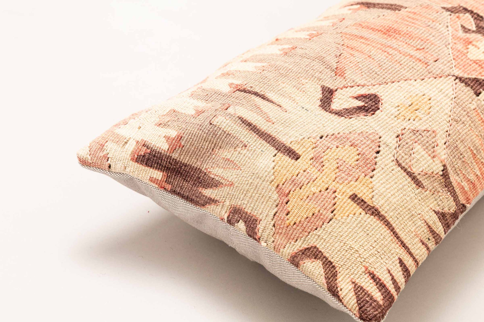 "Kilim Cushion ""Miray"" (60x30cm)"