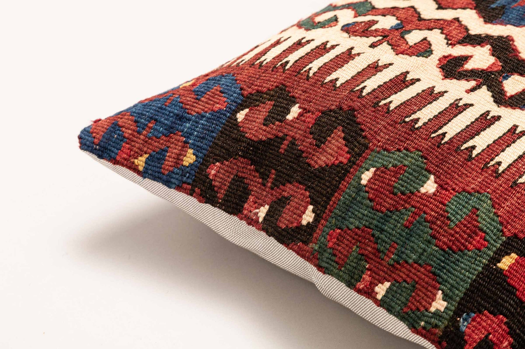 "Kilim Cushion ""Bulbin"" (60x40cm)"