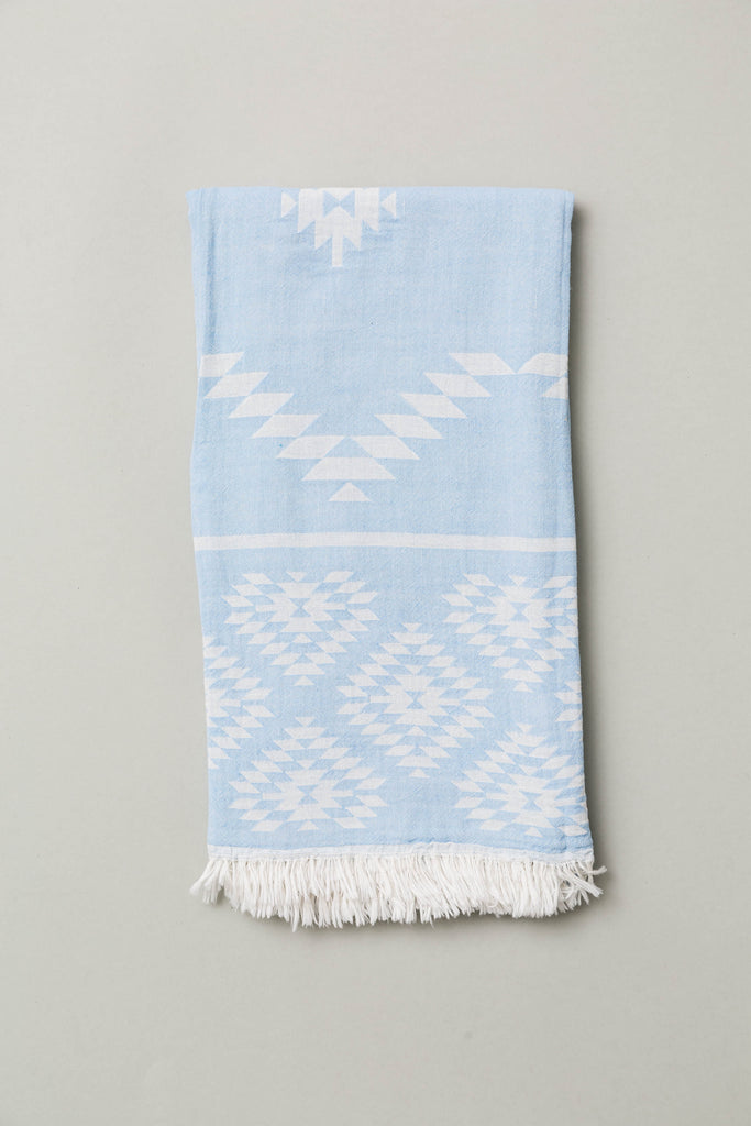 Anatowel WIPE OUT (sky blue/white)