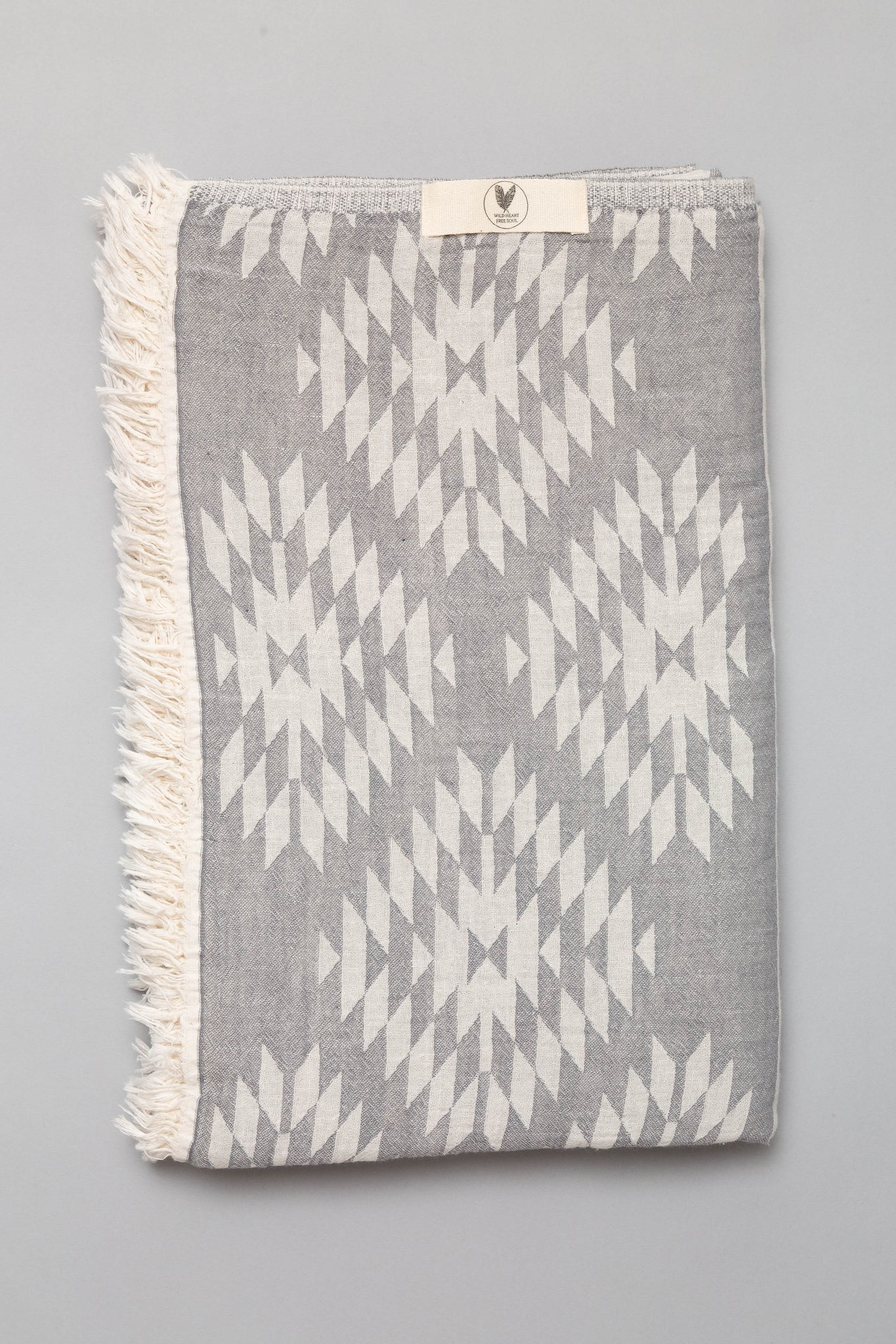 Anaplaid NAVAJO 220x150cm (dark grey)