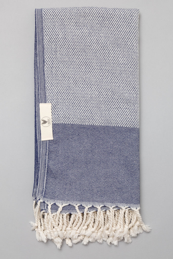 Anatowel CRYSTAL SHIP (denim blue/white)