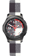 Watch Face Samsung Gear S3 Frontier - Classic - S2 design Cotton Nisha - Bandsforwatches